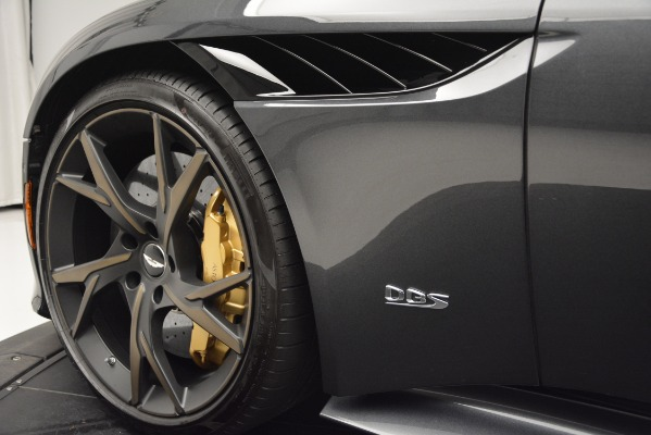 Used 2019 Aston Martin DBS Superleggera Coupe for sale $265,900 at Rolls-Royce Motor Cars Greenwich in Greenwich CT 06830 17