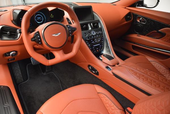 New 2019 Aston Martin DBS Superleggera for sale Sold at Rolls-Royce Motor Cars Greenwich in Greenwich CT 06830 19