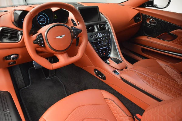 Used 2019 Aston Martin DBS Superleggera Coupe for sale $265,900 at Rolls-Royce Motor Cars Greenwich in Greenwich CT 06830 19