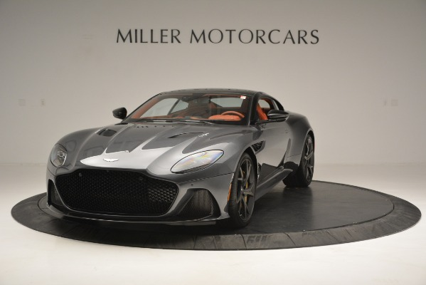 Used 2019 Aston Martin DBS Superleggera Coupe for sale $265,900 at Rolls-Royce Motor Cars Greenwich in Greenwich CT 06830 2