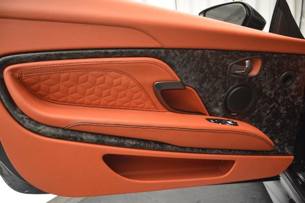 New 2019 Aston Martin DBS Superleggera for sale Sold at Rolls-Royce Motor Cars Greenwich in Greenwich CT 06830 20