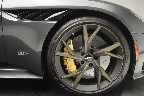 Used 2019 Aston Martin DBS Superleggera Coupe for sale $265,900 at Rolls-Royce Motor Cars Greenwich in Greenwich CT 06830 23