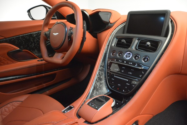 Used 2019 Aston Martin DBS Superleggera Coupe for sale $265,900 at Rolls-Royce Motor Cars Greenwich in Greenwich CT 06830 24