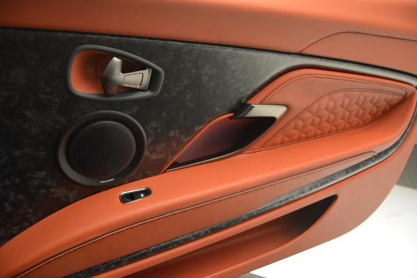New 2019 Aston Martin DBS Superleggera for sale Sold at Rolls-Royce Motor Cars Greenwich in Greenwich CT 06830 25