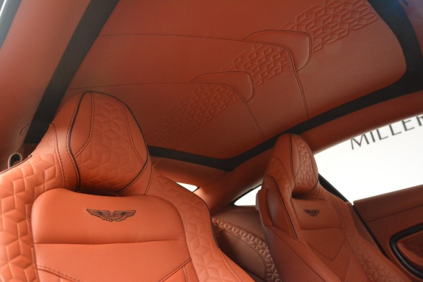 Used 2019 Aston Martin DBS Superleggera Coupe for sale $265,900 at Rolls-Royce Motor Cars Greenwich in Greenwich CT 06830 26
