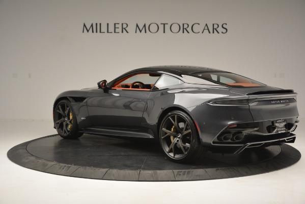 New 2019 Aston Martin DBS Superleggera for sale Sold at Rolls-Royce Motor Cars Greenwich in Greenwich CT 06830 4
