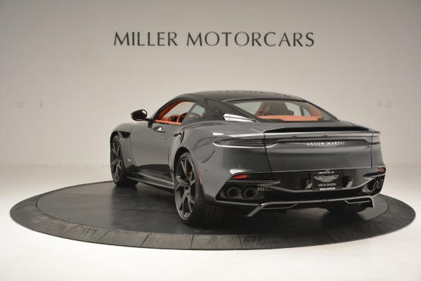 Used 2019 Aston Martin DBS Superleggera Coupe for sale $265,900 at Rolls-Royce Motor Cars Greenwich in Greenwich CT 06830 5