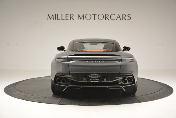 Used 2019 Aston Martin DBS Superleggera Coupe for sale $265,900 at Rolls-Royce Motor Cars Greenwich in Greenwich CT 06830 6