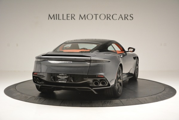 Used 2019 Aston Martin DBS Superleggera Coupe for sale $265,900 at Rolls-Royce Motor Cars Greenwich in Greenwich CT 06830 7