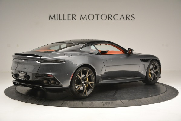 Used 2019 Aston Martin DBS Superleggera Coupe for sale $265,900 at Rolls-Royce Motor Cars Greenwich in Greenwich CT 06830 8