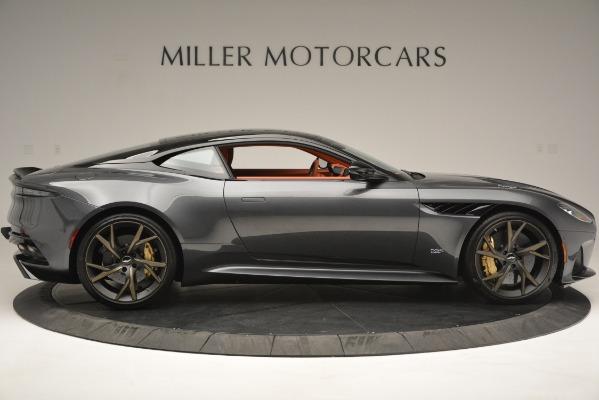 New 2019 Aston Martin DBS Superleggera for sale Sold at Rolls-Royce Motor Cars Greenwich in Greenwich CT 06830 9