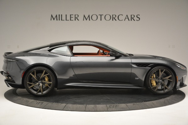 Used 2019 Aston Martin DBS Superleggera Coupe for sale $265,900 at Rolls-Royce Motor Cars Greenwich in Greenwich CT 06830 9
