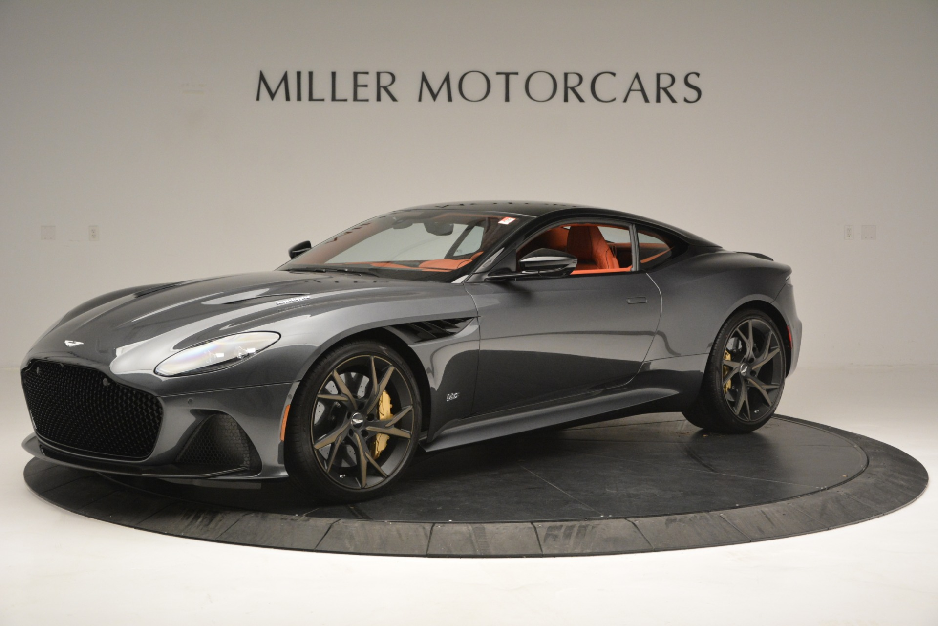 Used 2019 Aston Martin DBS Superleggera Coupe for sale $265,900 at Rolls-Royce Motor Cars Greenwich in Greenwich CT 06830 1
