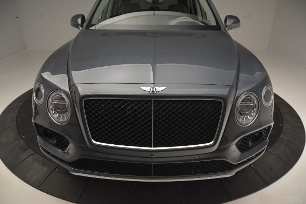 New 2019 Bentley Bentayga V8 for sale Sold at Rolls-Royce Motor Cars Greenwich in Greenwich CT 06830 13