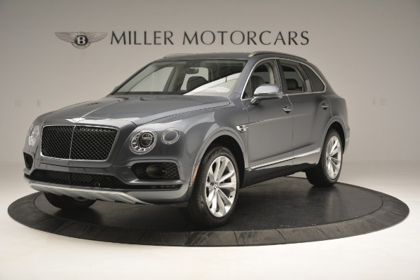 New 2019 Bentley Bentayga V8 for sale Sold at Rolls-Royce Motor Cars Greenwich in Greenwich CT 06830 1
