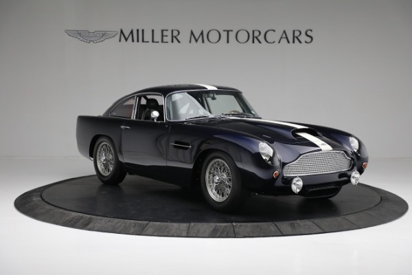 New 2018 Aston Martin DB4 GT for sale Call for price at Rolls-Royce Motor Cars Greenwich in Greenwich CT 06830 10