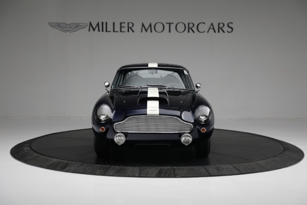 New 2018 Aston Martin DB4 GT Continuation Coupe for sale Call for price at Rolls-Royce Motor Cars Greenwich in Greenwich CT 06830 11