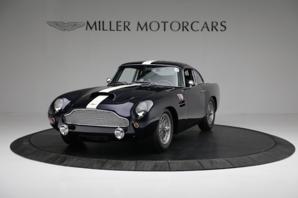 New 2018 Aston Martin DB4 GT for sale Call for price at Rolls-Royce Motor Cars Greenwich in Greenwich CT 06830 12