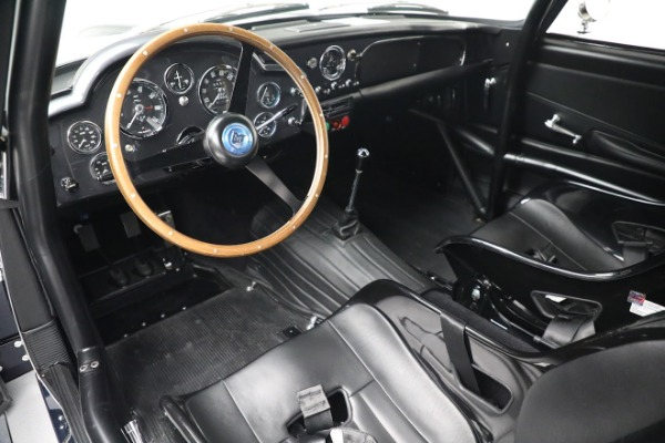 New 2018 Aston Martin DB4 GT Continuation Coupe for sale Call for price at Rolls-Royce Motor Cars Greenwich in Greenwich CT 06830 13