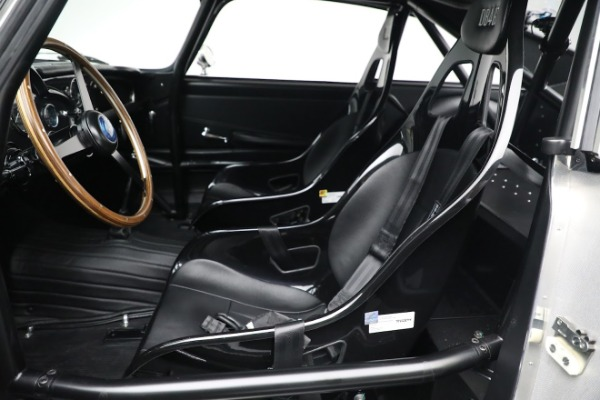 New 2018 Aston Martin DB4 GT Continuation Coupe for sale Call for price at Rolls-Royce Motor Cars Greenwich in Greenwich CT 06830 14