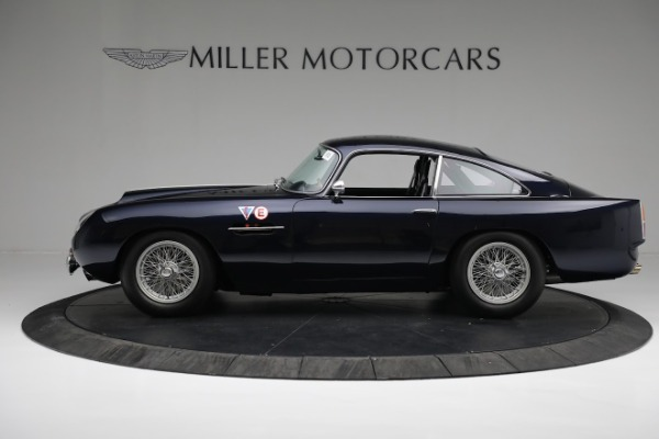 New 2018 Aston Martin DB4 GT Continuation Coupe for sale Call for price at Rolls-Royce Motor Cars Greenwich in Greenwich CT 06830 2