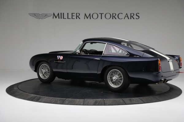 New 2018 Aston Martin DB4 GT Continuation Coupe for sale Call for price at Rolls-Royce Motor Cars Greenwich in Greenwich CT 06830 3