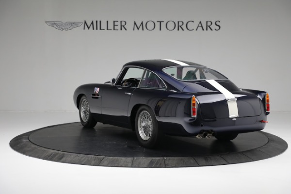 New 2018 Aston Martin DB4 GT for sale Call for price at Rolls-Royce Motor Cars Greenwich in Greenwich CT 06830 4
