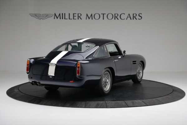 New 2018 Aston Martin DB4 GT for sale Call for price at Rolls-Royce Motor Cars Greenwich in Greenwich CT 06830 6