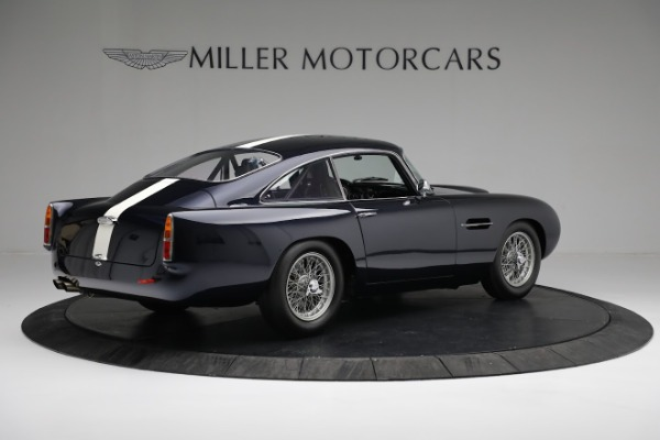New 2018 Aston Martin DB4 GT Continuation Coupe for sale Call for price at Rolls-Royce Motor Cars Greenwich in Greenwich CT 06830 7