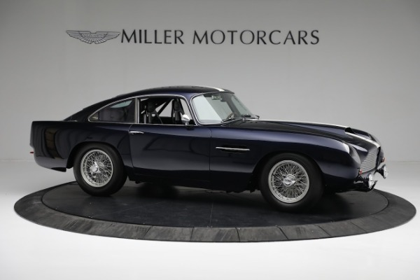 New 2018 Aston Martin DB4 GT for sale Call for price at Rolls-Royce Motor Cars Greenwich in Greenwich CT 06830 9