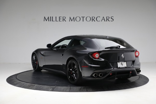 Used 2014 Ferrari FF Base for sale Sold at Rolls-Royce Motor Cars Greenwich in Greenwich CT 06830 5