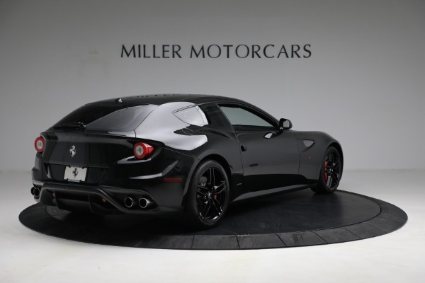 Used 2014 Ferrari FF Base for sale Sold at Rolls-Royce Motor Cars Greenwich in Greenwich CT 06830 7
