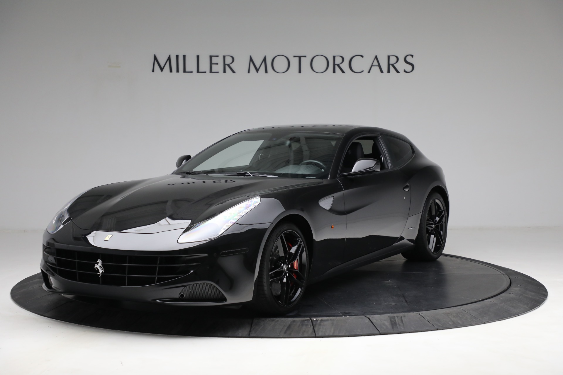 Used 2014 Ferrari FF Base for sale Sold at Rolls-Royce Motor Cars Greenwich in Greenwich CT 06830 1