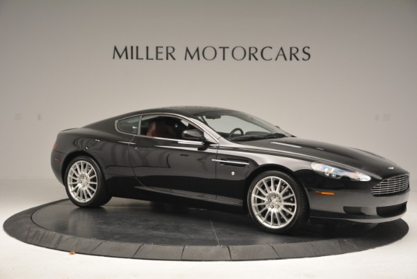 Used 2006 Aston Martin DB9 Coupe for sale Sold at Rolls-Royce Motor Cars Greenwich in Greenwich CT 06830 10