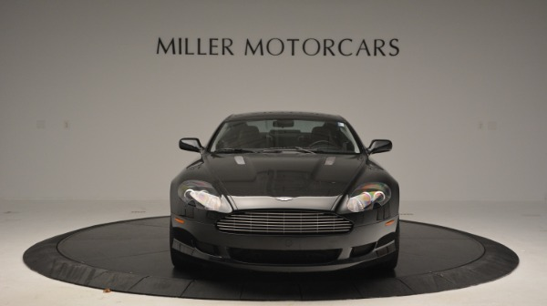 Used 2006 Aston Martin DB9 Coupe for sale Sold at Rolls-Royce Motor Cars Greenwich in Greenwich CT 06830 12