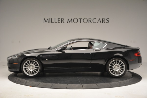 Used 2006 Aston Martin DB9 Coupe for sale Sold at Rolls-Royce Motor Cars Greenwich in Greenwich CT 06830 3
