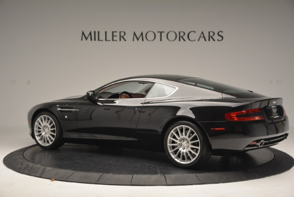 Used 2006 Aston Martin DB9 Coupe for sale Sold at Rolls-Royce Motor Cars Greenwich in Greenwich CT 06830 4