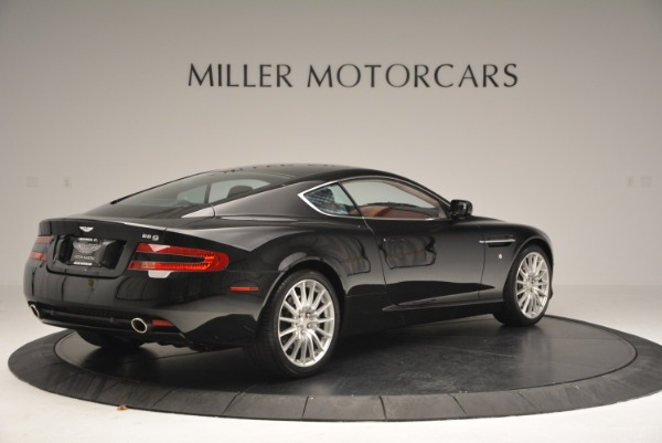 Used 2006 Aston Martin DB9 Coupe for sale Sold at Rolls-Royce Motor Cars Greenwich in Greenwich CT 06830 8