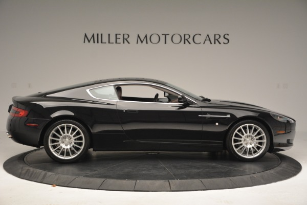 Used 2006 Aston Martin DB9 Coupe for sale Sold at Rolls-Royce Motor Cars Greenwich in Greenwich CT 06830 9