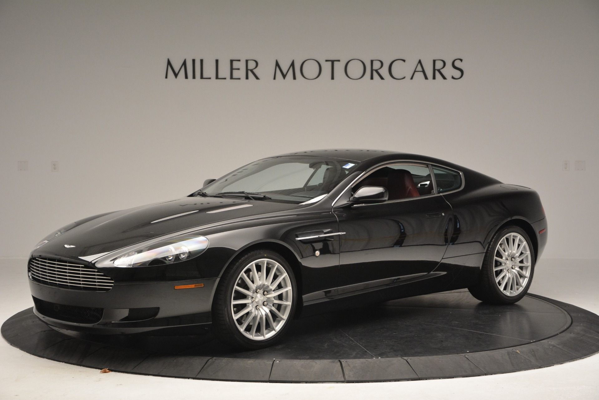 Used 2006 Aston Martin DB9 Coupe for sale Sold at Rolls-Royce Motor Cars Greenwich in Greenwich CT 06830 1