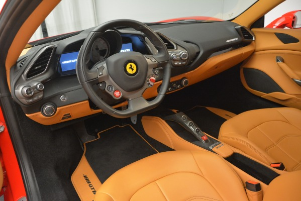 Used 2016 Ferrari 488 GTB for sale Sold at Rolls-Royce Motor Cars Greenwich in Greenwich CT 06830 13