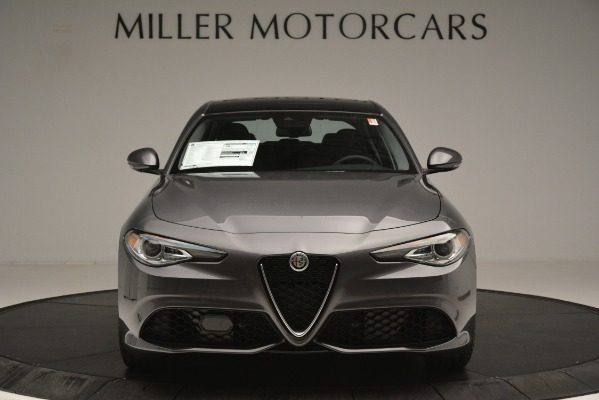 New 2019 Alfa Romeo Giulia Ti Sport Q4 for sale Sold at Rolls-Royce Motor Cars Greenwich in Greenwich CT 06830 12