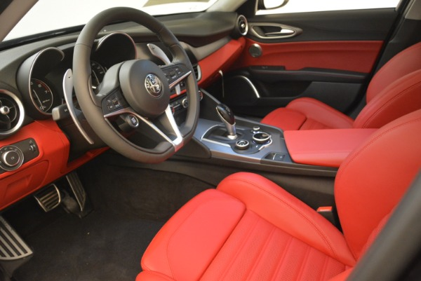 New 2019 Alfa Romeo Giulia Ti Sport Q4 for sale Sold at Rolls-Royce Motor Cars Greenwich in Greenwich CT 06830 13