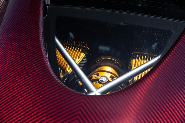 Used 2014 Pagani Huayra Tempesta for sale Sold at Rolls-Royce Motor Cars Greenwich in Greenwich CT 06830 11