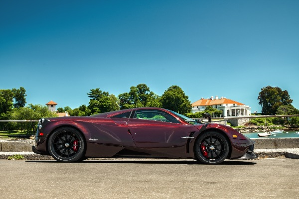 Used 2014 Pagani Huayra Tempesta for sale Sold at Rolls-Royce Motor Cars Greenwich in Greenwich CT 06830 3