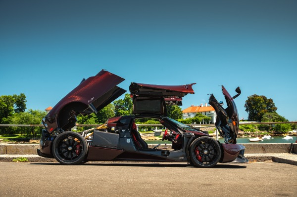 Used 2014 Pagani Huayra Tempesta for sale Sold at Rolls-Royce Motor Cars Greenwich in Greenwich CT 06830 4