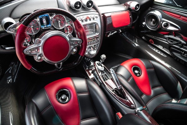 Used 2014 Pagani Huayra Tempesta for sale Sold at Rolls-Royce Motor Cars Greenwich in Greenwich CT 06830 7