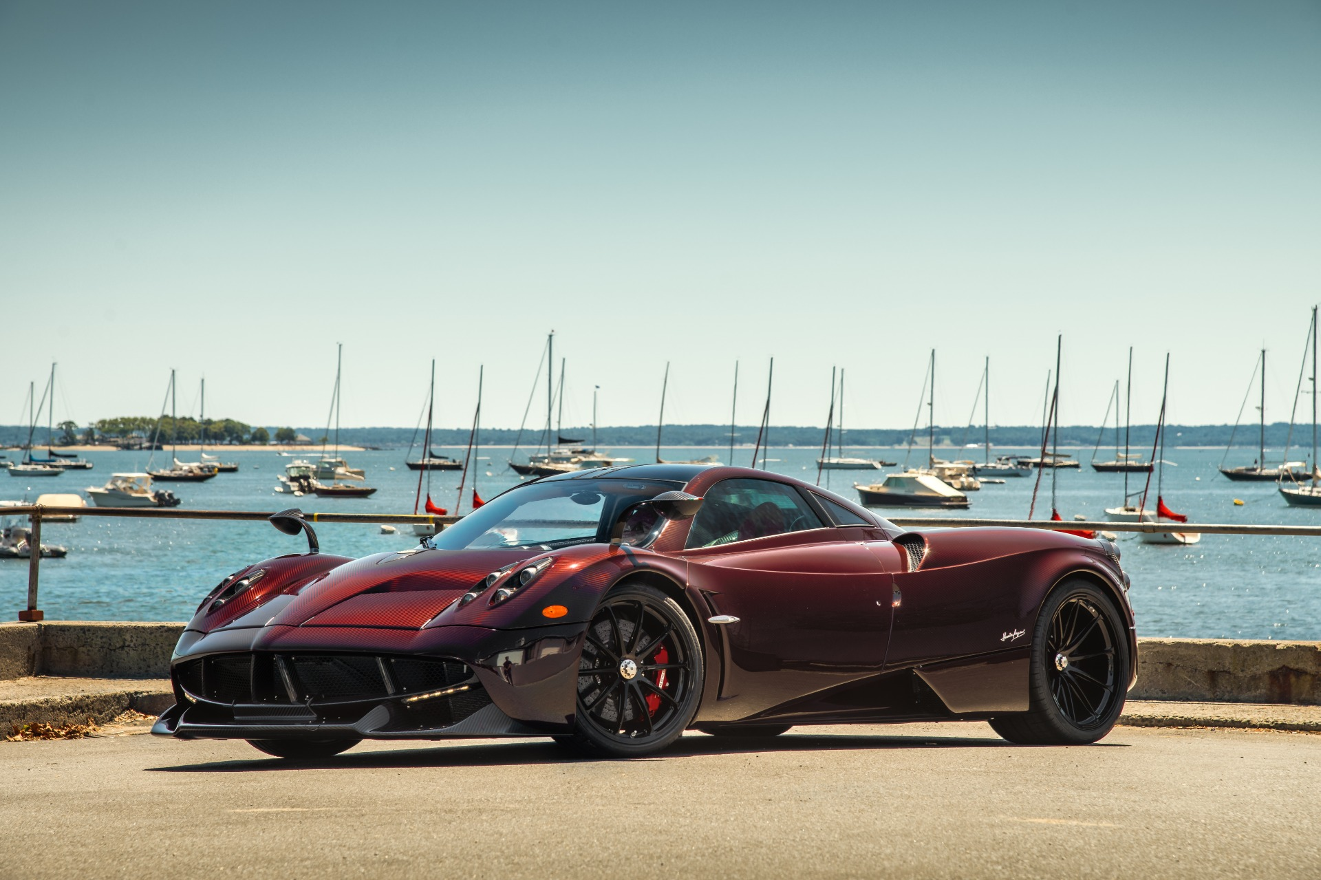 Used 2014 Pagani Huayra Tempesta for sale Sold at Rolls-Royce Motor Cars Greenwich in Greenwich CT 06830 1
