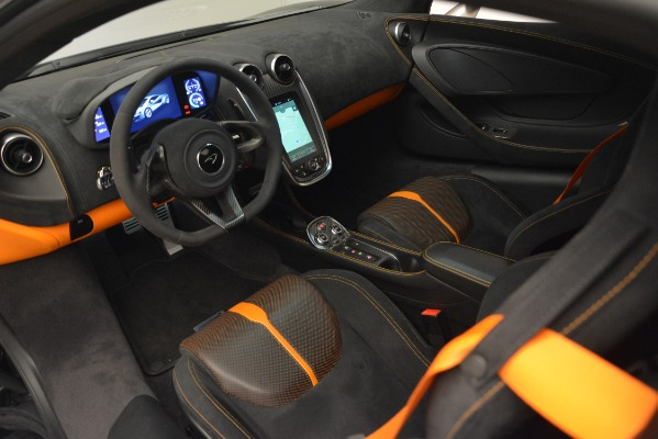 Used 2017 McLaren 570S Coupe for sale Sold at Rolls-Royce Motor Cars Greenwich in Greenwich CT 06830 15
