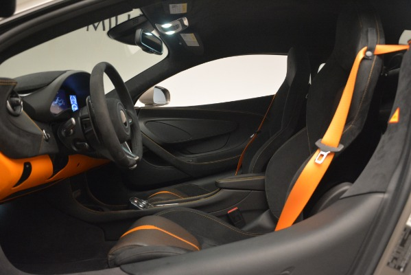 Used 2017 McLaren 570S Coupe for sale Sold at Rolls-Royce Motor Cars Greenwich in Greenwich CT 06830 16